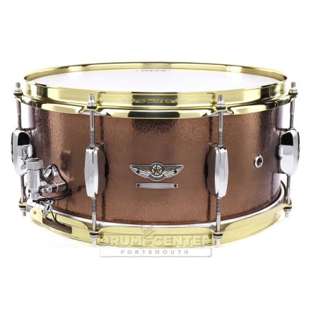 Tama Star Reserve Hand Hammered Copper Snare Drum 14x6.5