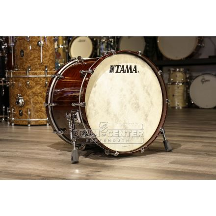 Tama Star Walnut 22x16 Bass Drum Dark Mocha Walnut