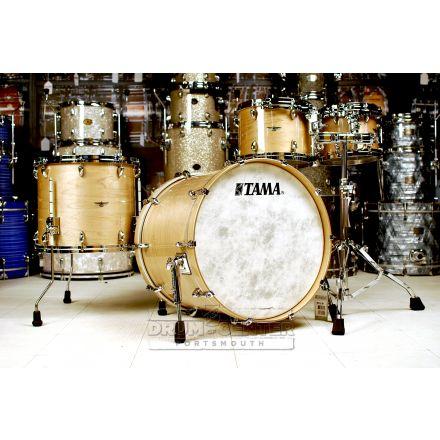 Tama Star Walnut 4pc Drum Set Smoky Natural Mist