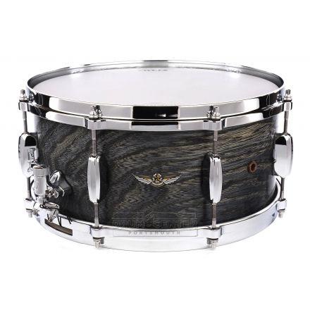 Tama Star Walnut Snare Drum 14x6.5 Satin Charcoal Japanese Sen