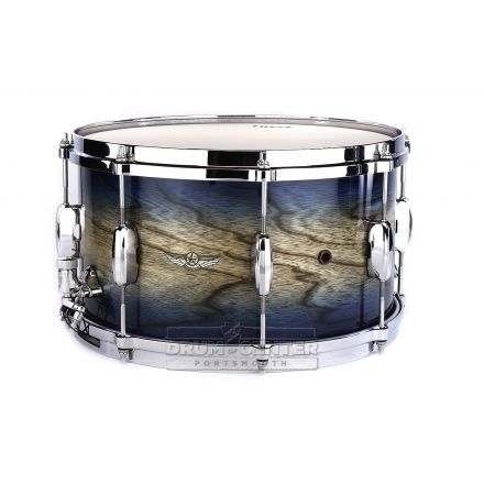 Tama Star Walnut Snare Drum 14x8 Indigo Japanese Sen Burst