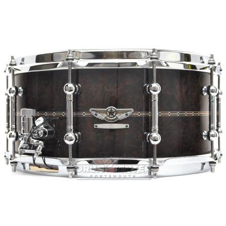 Tama Star Reserve Bubinga/Walnut Snare Drum 14x6.5