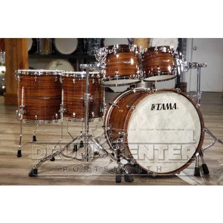 Tama Star Bubinga 5pc Drum Set - Natural Rosewood
