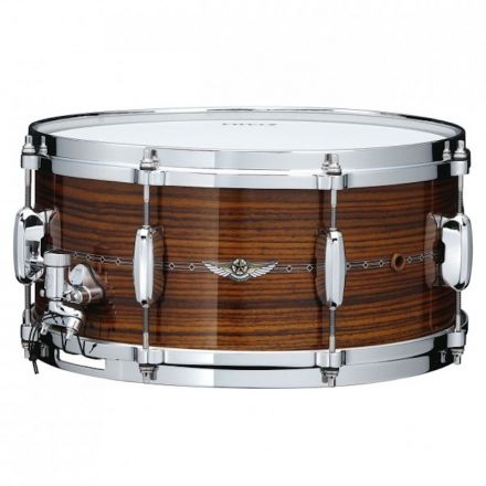 Tama Star Bubinga Special Edition Snare Drum - 14x6.5 - Natural Rosewood