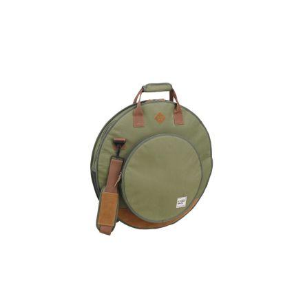 Tama Power Pad Designer Collection Cymbal Bag 22 - Moss Green