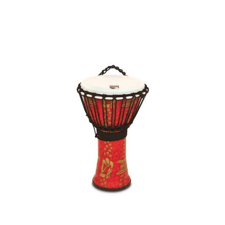 Toca Freestyle II Rope Tuned Djembe, Thinker 9 Inch