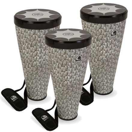 Toca Flex Drum with Strap, 3-Pack