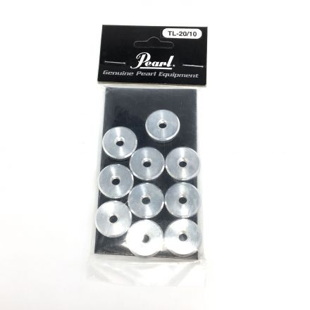 Pearl Tension Lock Nuts for Ian Paice Signature Snare Drum 10pack