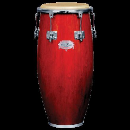 Gon Bops Congas : Tumbao Pro Series : Tumba Walnut 12.25