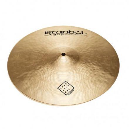 "Istanbul Agop Traditional Jazz Hi Hat Cymbals 14"""