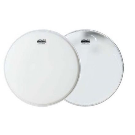 """Attack Pro Flex 1 Series Specialty Batter & Snare Side Drum Head Pack - 14"""""""