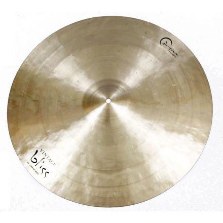 "Dream Vintage Bliss Crash/Ride Cymbal 22"" 2247 grams"
