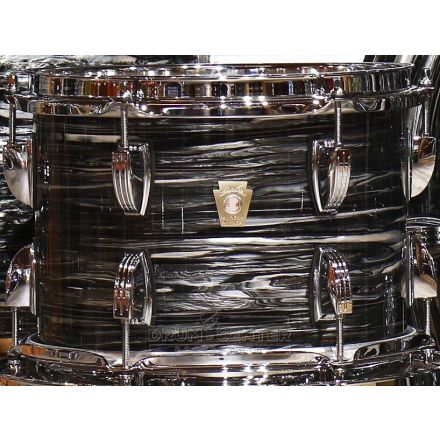 Ludwig Classic Maple Vintage Black Oyster 10x7.5 Tom