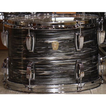 Ludwig Classic Maple Vintage Black Oyster 13x9 Tom