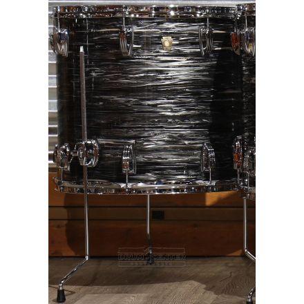 Ludwig Classic Maple Vintage Black Oyster 18x16 Floor Tom