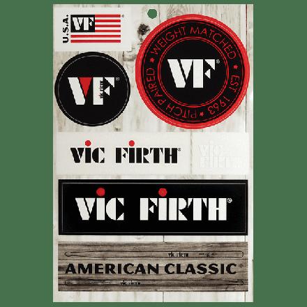 Vic Firth Vinyl Sticker Sheet