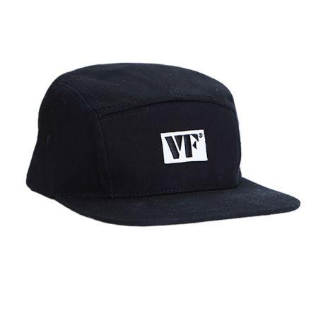 Vic Firth 5 Panel Camp Hat - Black