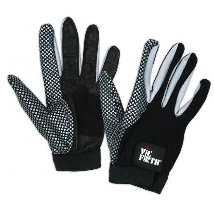 Vic Firth Drumming Glove, Small - Enhanced Grip, Ventilated Palm
