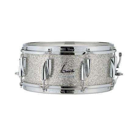 Sonor Vintage Series 14x6.5 Snare Drum - Vintage Silver Glitter