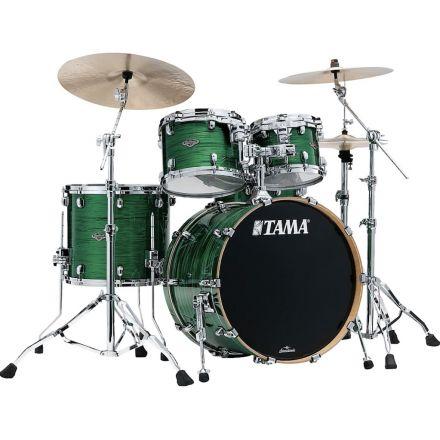 Tama WBR42SJDL Starclassic Walnut/Birch 4pc Drum Set - Jade Silk