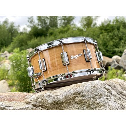 Rogers Dyna-Sonic Wood Shell Snare Drum - Wildwood - 14x6.5