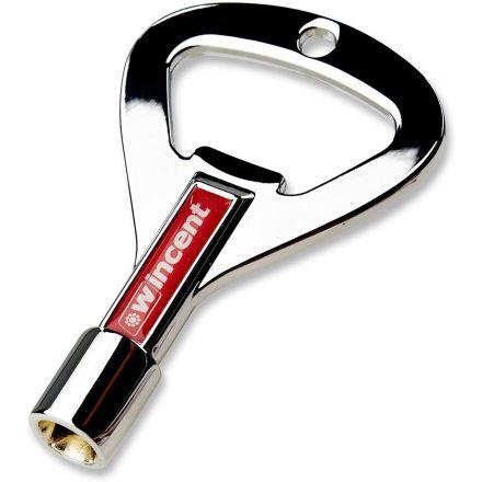 Wincent Rock Key Chrome Design