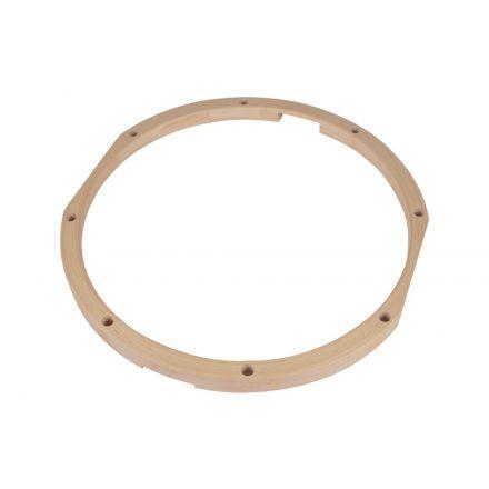 """Tama Drum Hoop : Maple Snare Side 14"""" 8-Lug"""