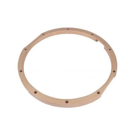 """Tama Drum Hoop : Maple Snare Side 14"""" 10-Lug"""