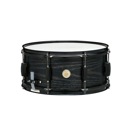 Tama Woodworks 14x6.5 Snare Drum - Black Oak Wrap