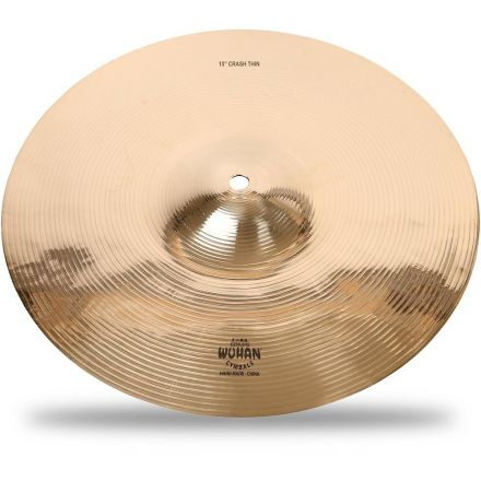 "Wuhan Thin Crash Cymbal 15"""