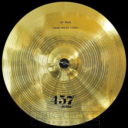"Wuhan 457 Ride Cymbal 20"""