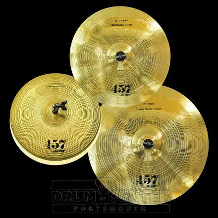 Wuhan 457 Cymbal Set