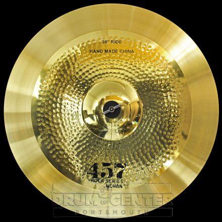 "Wuhan 457 Rock Ride Cymbal 20"""