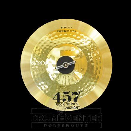"""Wuhan 457 Rock Splash Cymbal 8"""""""