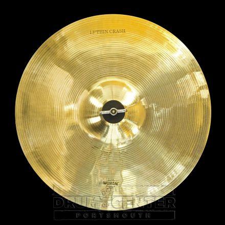 "Wuhan Thin Crash Cymbal 13"""
