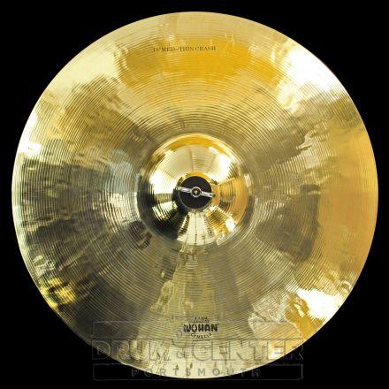 "Wuhan Medium Thin Crash Cymbal 18"""