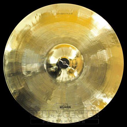 "Wuhan Thin Crash Cymbal 18"""