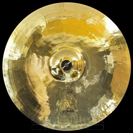 "Wuhan Medium Thin Crash Cymbal 19"""