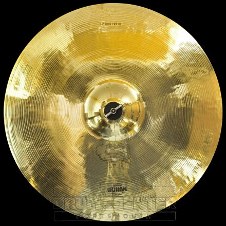 "Wuhan Thin Crash Cymbal 19"""