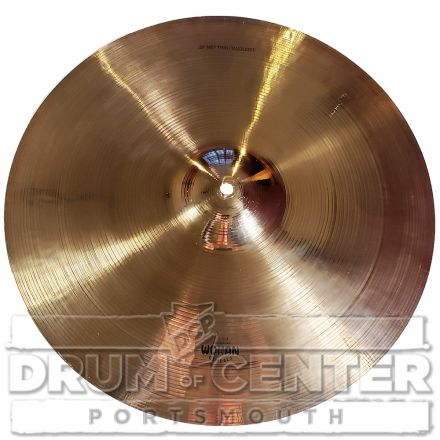 "Wuhan Medium Thin Crash/Ride Cymbal 20"""