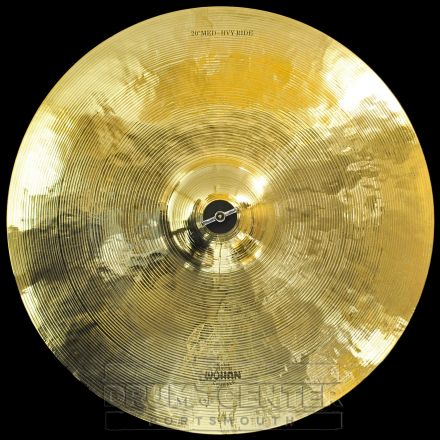 "Wuhan Medium Heavy Ride Cymbal 20"""