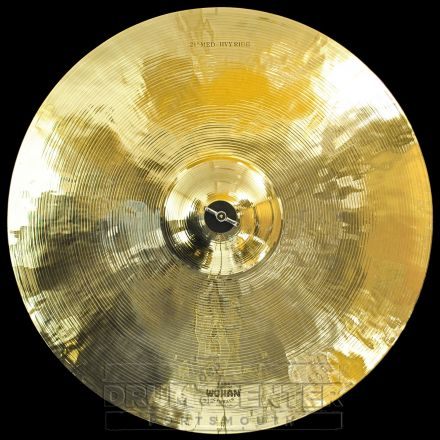 "Wuhan Medium Heavy Ride Cymbal 21"""