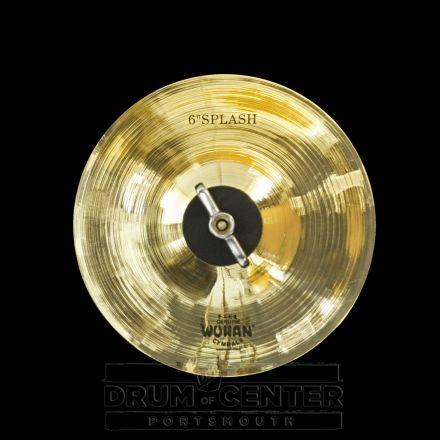 """Wuhan Splash Cymbal 6"""""""