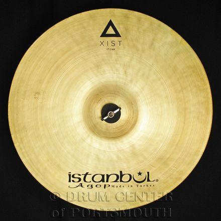 "Istanbul Agop Xist Natural Crash Cymbal 17"""