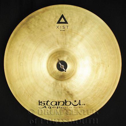 "Istanbul Agop Xist Natural Crash Cymbal 18"""