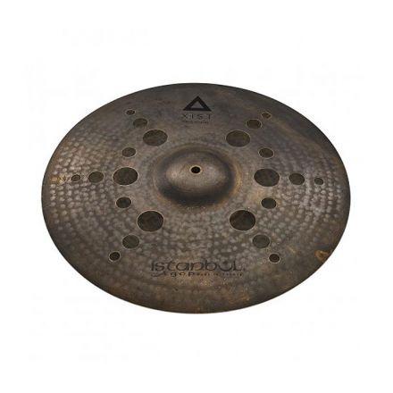 "Istanbul Agop Xist Ion Dark Hi Hat Cymbals 15"""