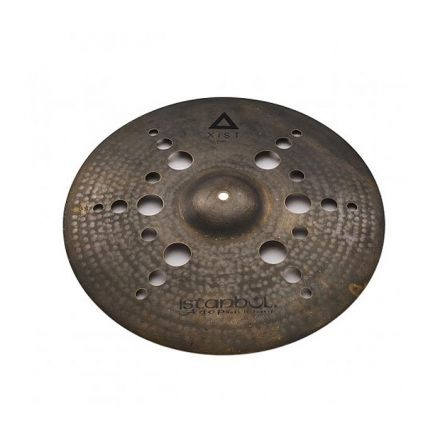 "Istanbul Agop Xist Ion Dark Crash Cymbal 17"""