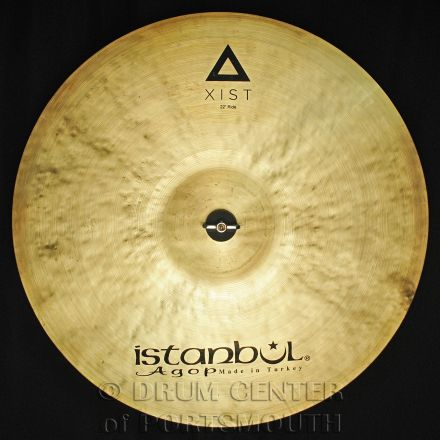 """Istanbul Agop Xist Natural Ride Cymbal 22"""""""