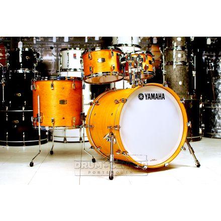 Yamaha Absolute Hybrid 4pc Drum Set Vintage Natural