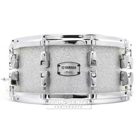 Yamaha Absolute Hybrid Snare Drum 14x6 Silver Sparkle